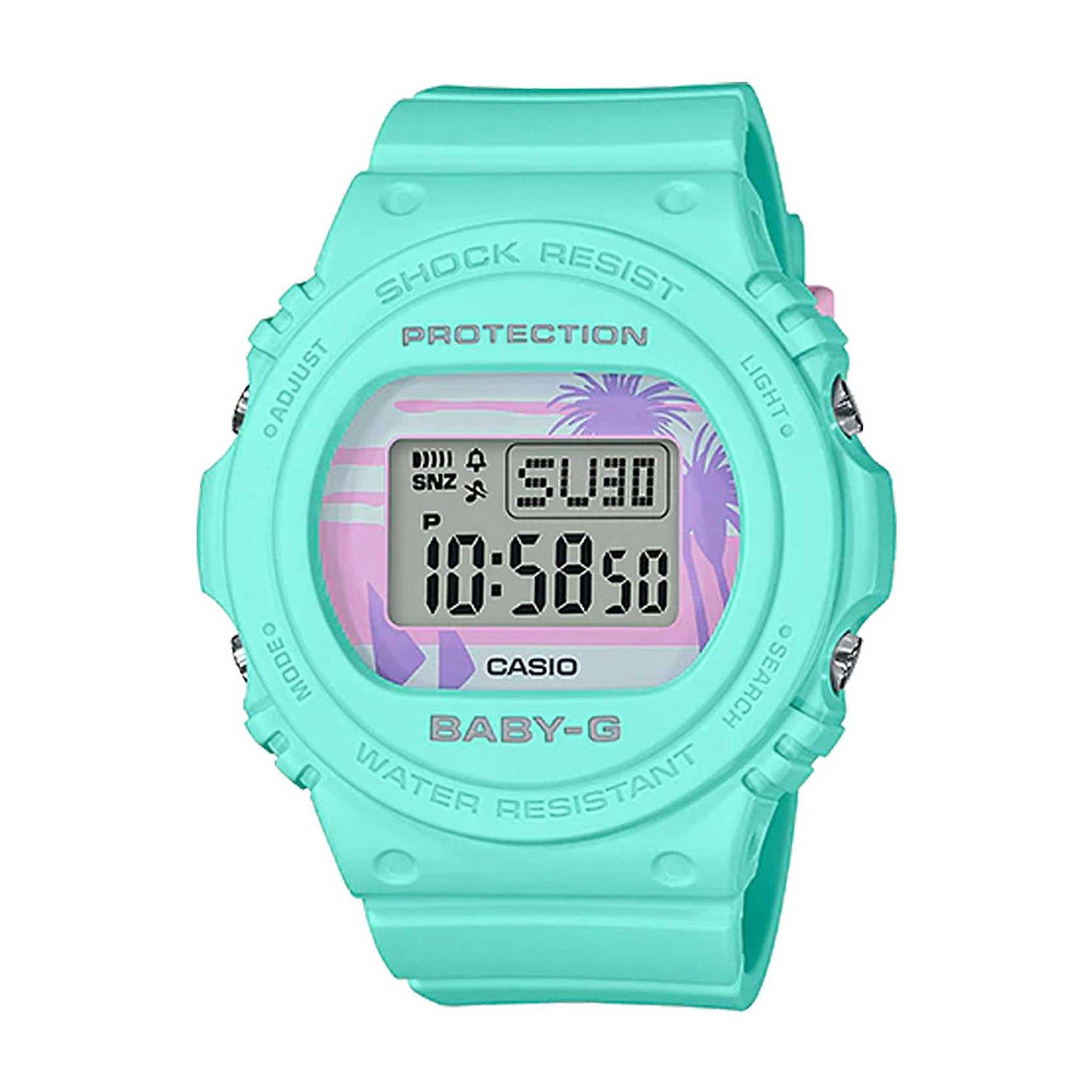 ساعت مچی دیجیتال زنانه کاسیو مدل BGD-570BC-3DR