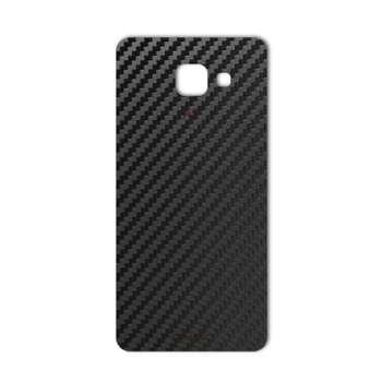 برچسب پوششی ماهوت مدل Carbon-fiber Texture مناسب برای گوشی  Samsung A5 2016