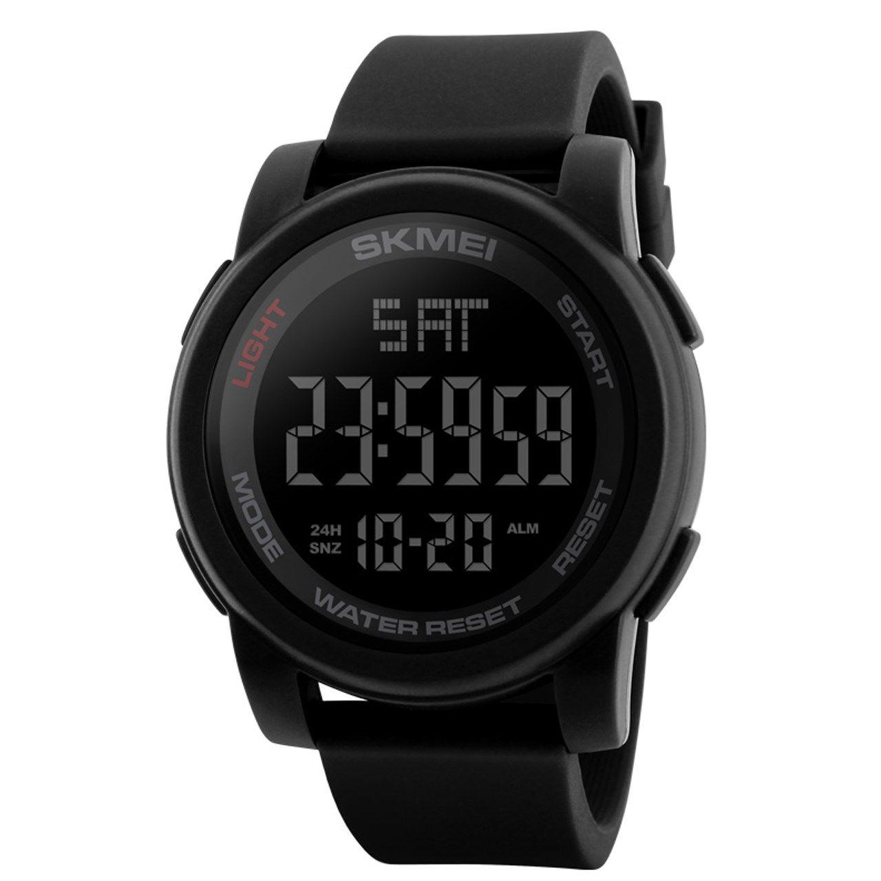 ساعت مچی دیجیتالی اسکمی مدل 1257 -  - 2