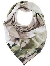 روسری میرای مدل M-220 - شال مارکت -  - 2