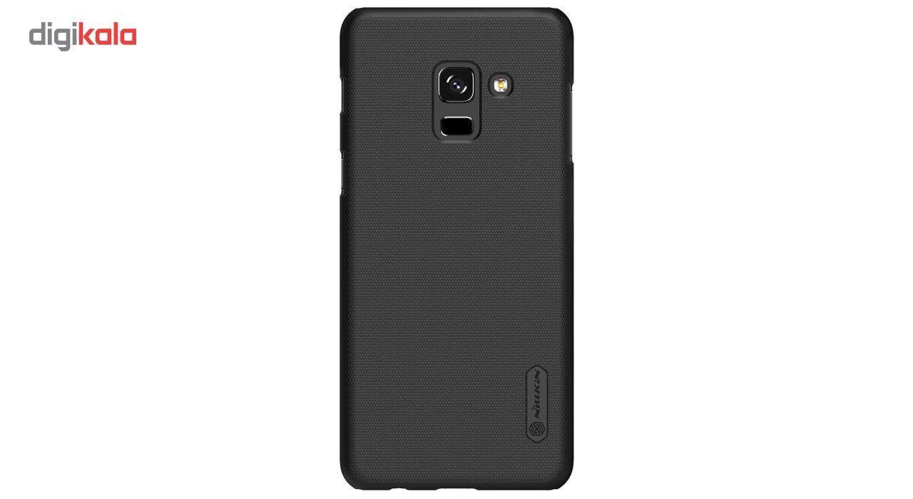 کاور نیلکین مدل Super Frosted Shield مناسب برای گوشی موبایل سامسونگ Galaxy A8 2018 main 1 2