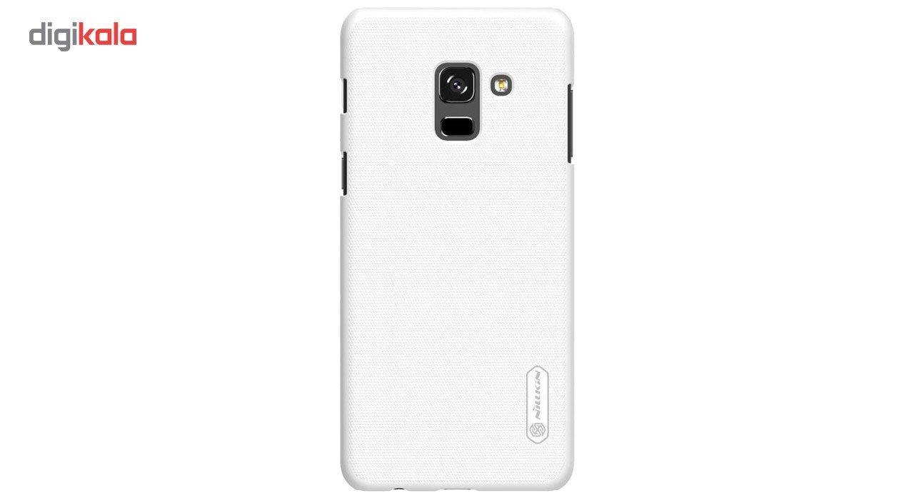 کاور نیلکین مدل Super Frosted Shield مناسب برای گوشی موبایل سامسونگ Galaxy A8 2018 main 1 3