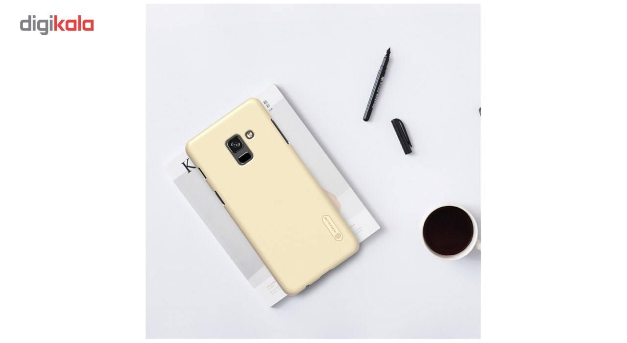 کاور نیلکین مدل Super Frosted Shield مناسب برای گوشی موبایل سامسونگ Galaxy A8 2018 main 1 7