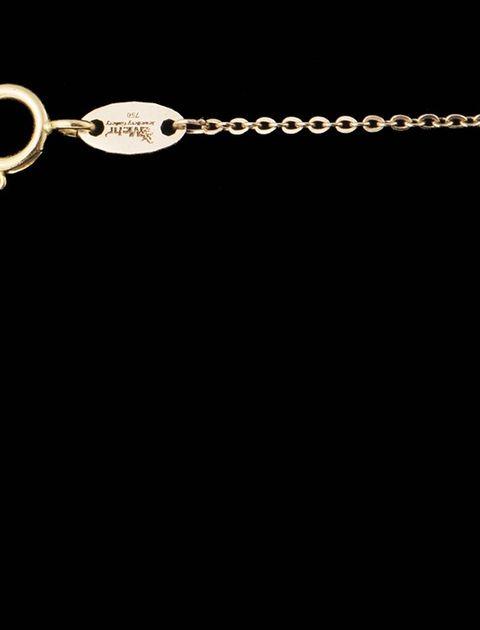 گردنبند طلا 18 عیار ماهک مدل MM0582 - مایا ماهک -  - 7