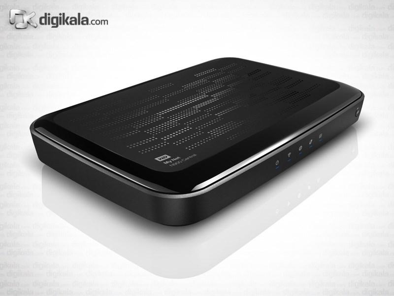 روتر بیسیم وسترن دیجیتال مای نت N900 سنترال - 2 ترابایت