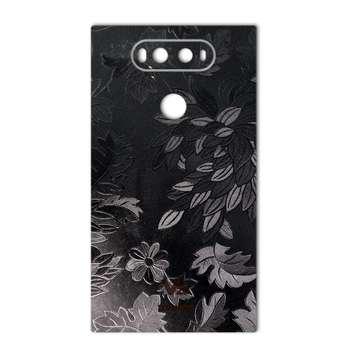 برچسب پوششی ماهوت مدل Wild-flower Texture مناسب برای گوشی  LG V20