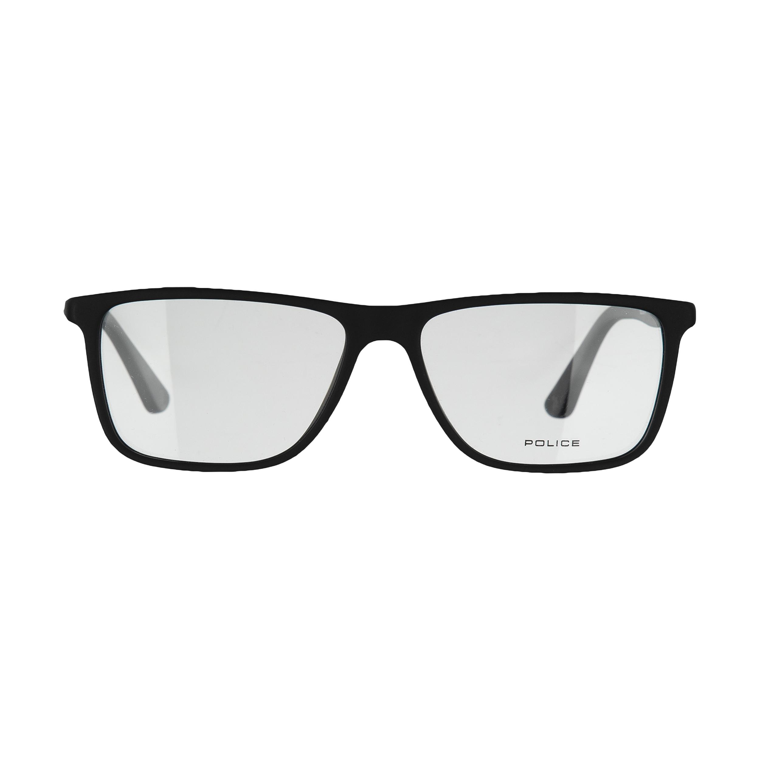 عینک طبی پلیس مدل VPL466 0703
