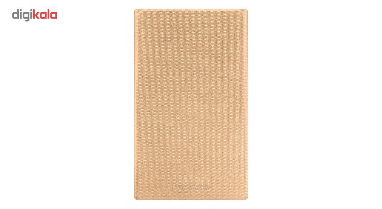 کیف کلاسوری چرمی مدل Book Cover مناسب برای تبلت لنوو Lenovo Tab3 7 Essential 3g 710l main 1 1