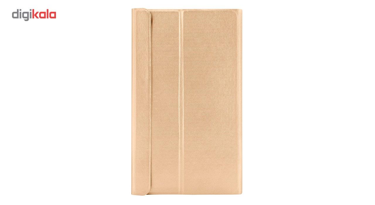 کیف کلاسوری چرمی مدل Book Cover مناسب برای تبلت لنوو Lenovo Tab3 7 Essential 3g 710l main 1 2