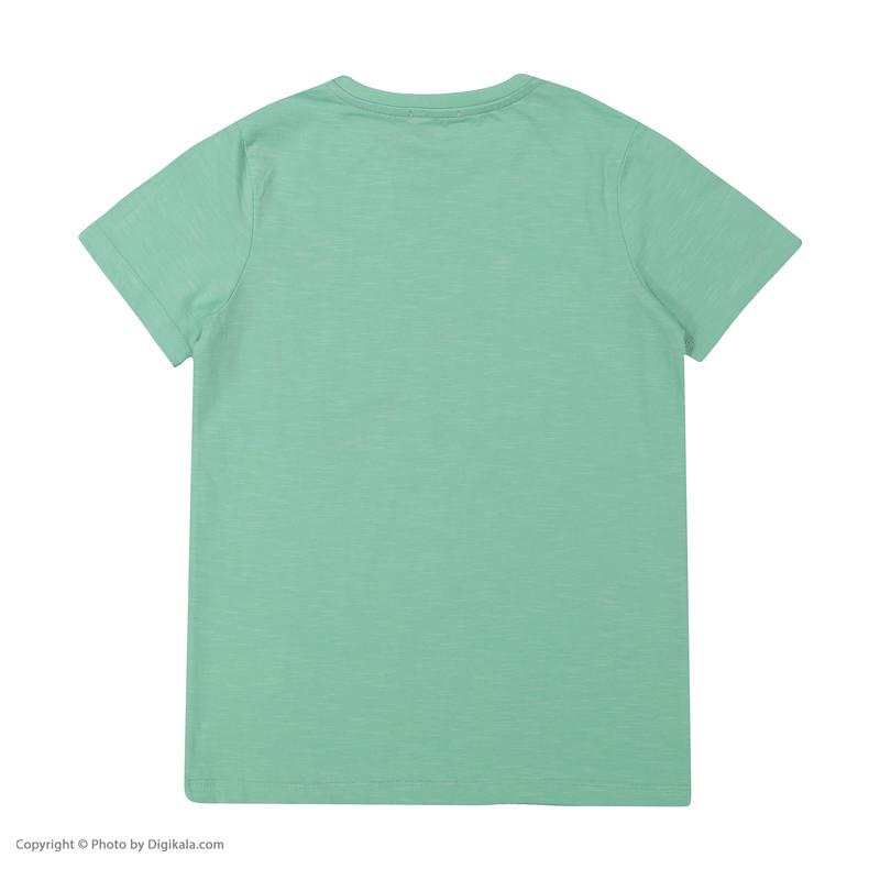 تی شرت پسرانه پیانو مدل 01530-53