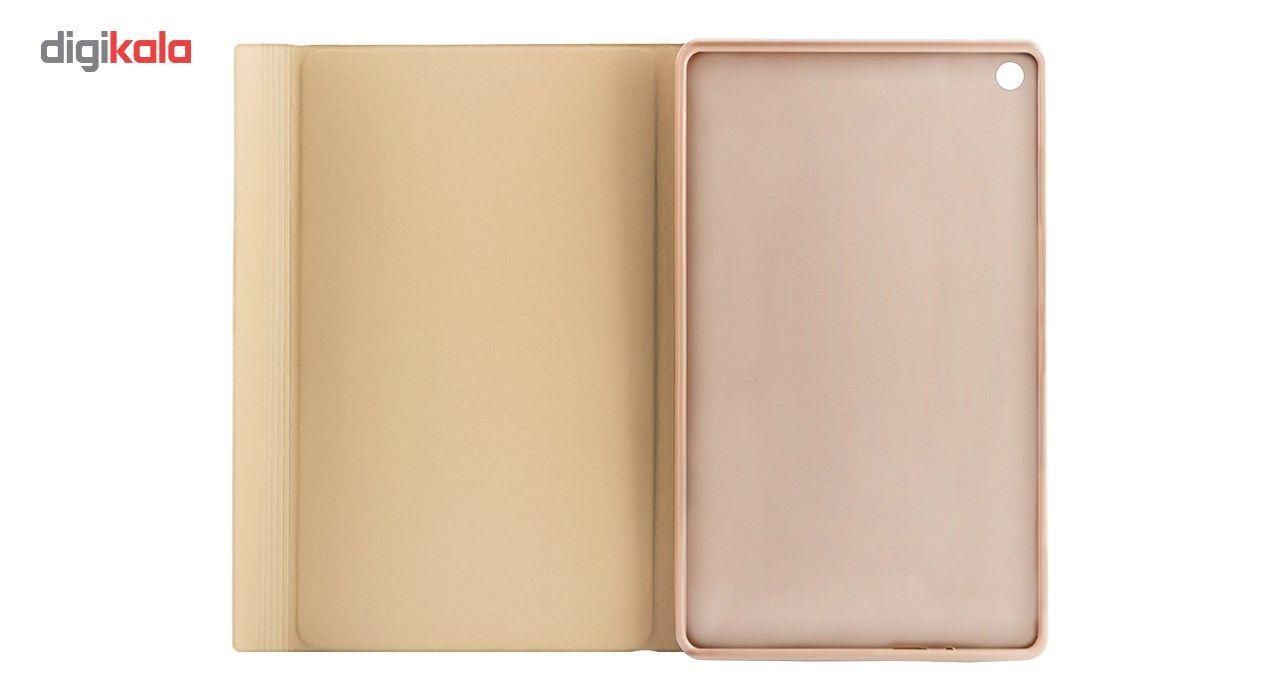 کیف کلاسوری چرمی مدل Book Cover مناسب برای تبلت لنوو Lenovo Tab3 7 Essential 3g 710l main 1 3