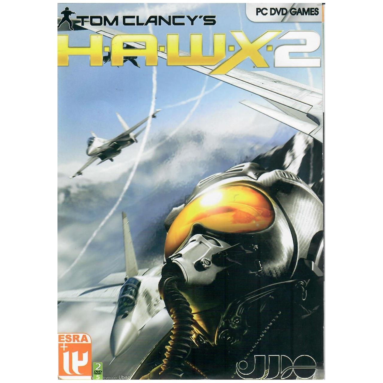 بازی Tom Clancys H.A.W.X.2 مخصوص PC