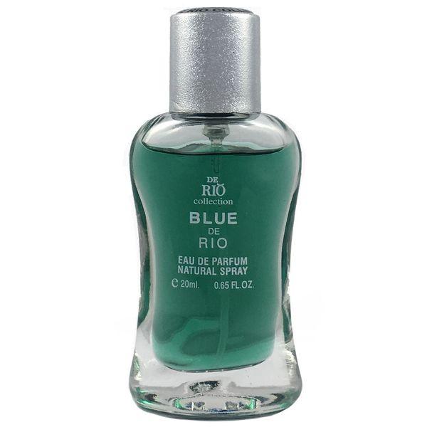 عطر جیبی مردانه ریو کالکشن مدل Rio Blue De Rio حجم 20ml