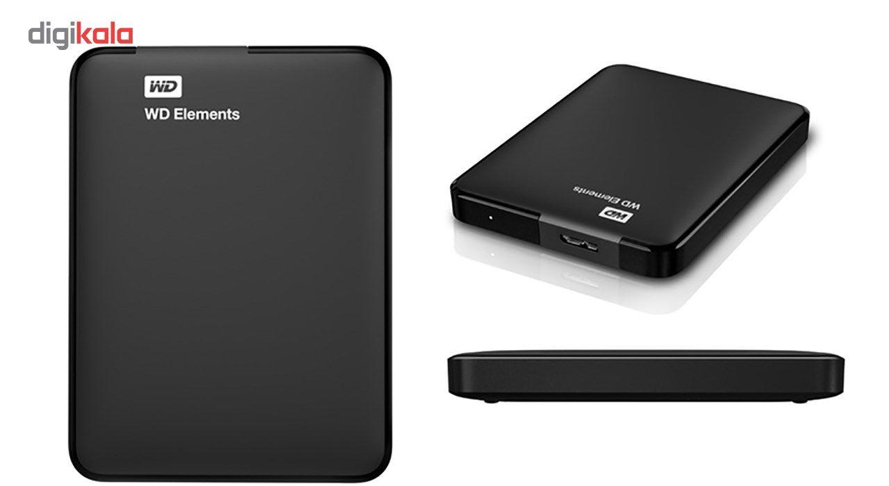 باکس هارد دیسک  مدل ELMENT main 1 2