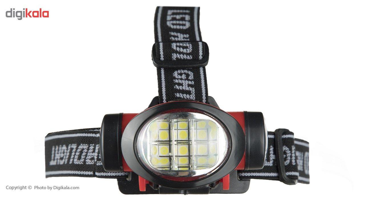 چراغ پیشانی مدل 10W COB main 1 1