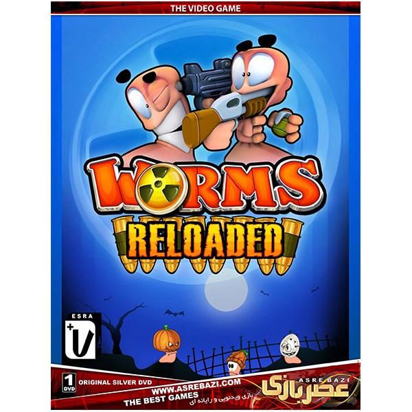 بازی کامپیوتری Worms Reloaded