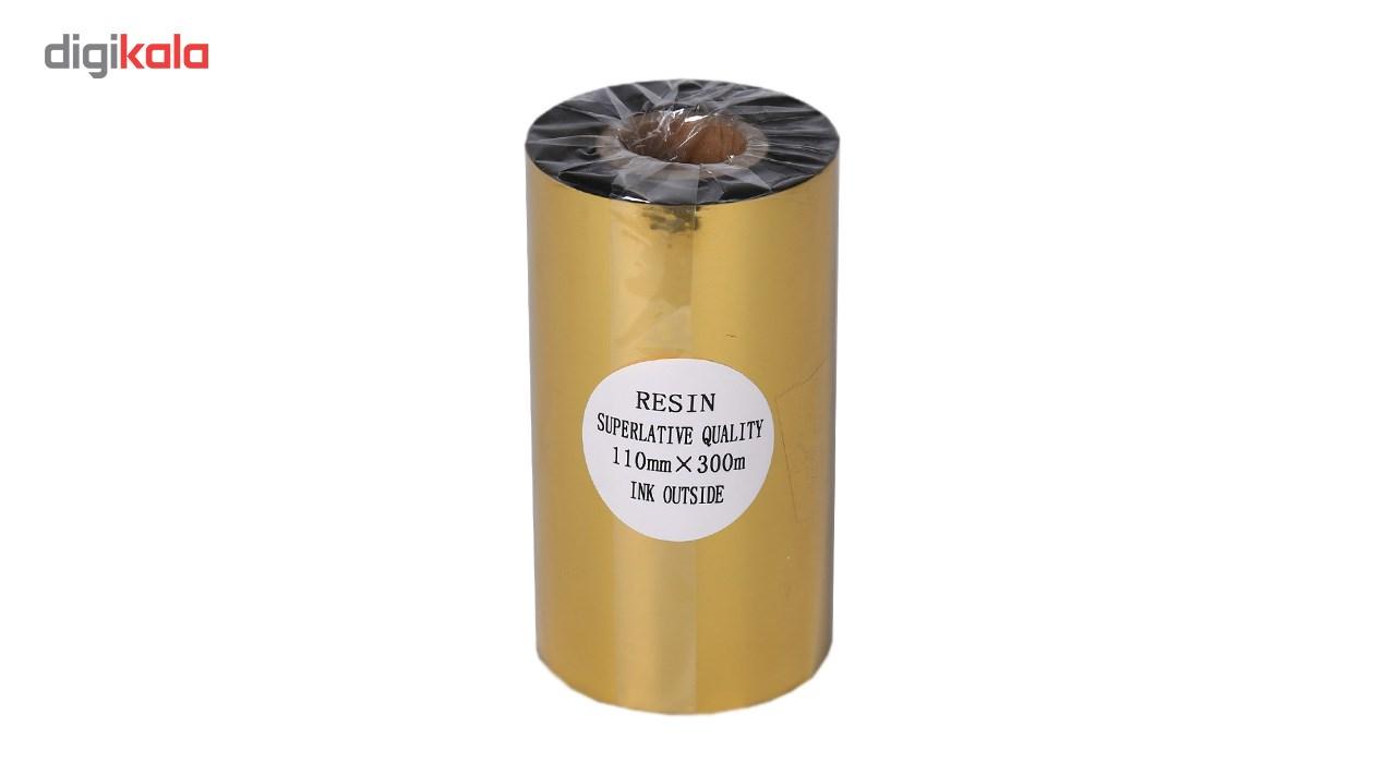 قیمت                      ریبون پرینتر لیبل زن NP مدل Resin 160mm x 300m
