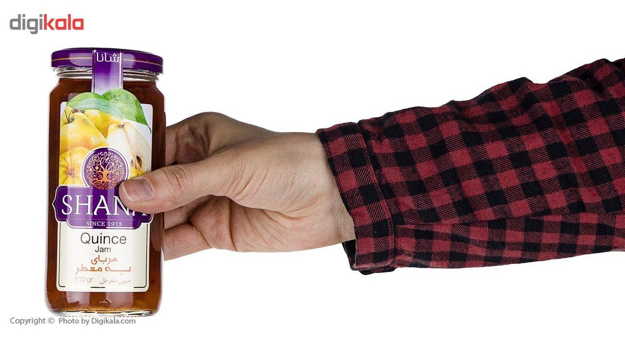 مربا به معطر شانا - 310 گرم main 1 5