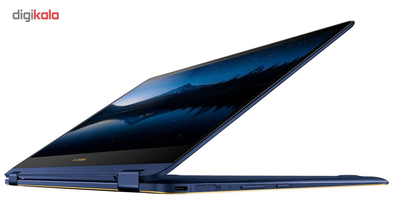لپ تاپ 13 اینچی ایسوس مدل ZenBook UX370UA - B
