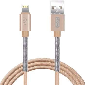 کابل تبدیل USB به لایتنینگ ایکس او مدل NB27 به طول 1 متر