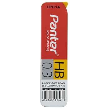 نوک مداد نوکی 0.3 میلی متری پنتر مدل  PL104