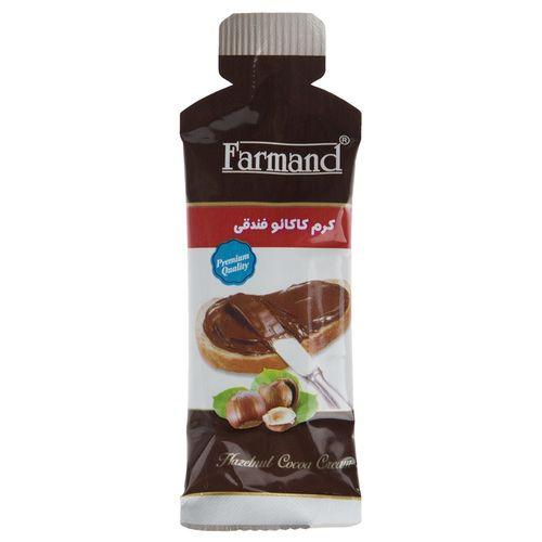 کرم کاکائو فندقی فرمند مقدار 15 گرم