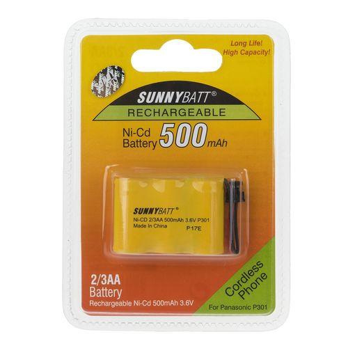 باتری تلفن بی سیم سانی بت مدل P301