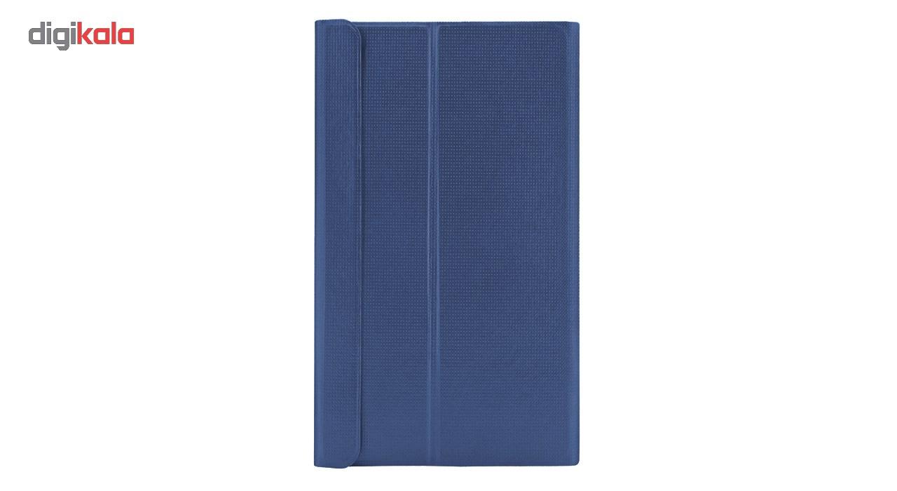 کیف کلاسوری چرمی مدل Book Cover مناسب برای تبلت لنوو Lenovo Tab3 7 Essential 3g 710l main 1 7