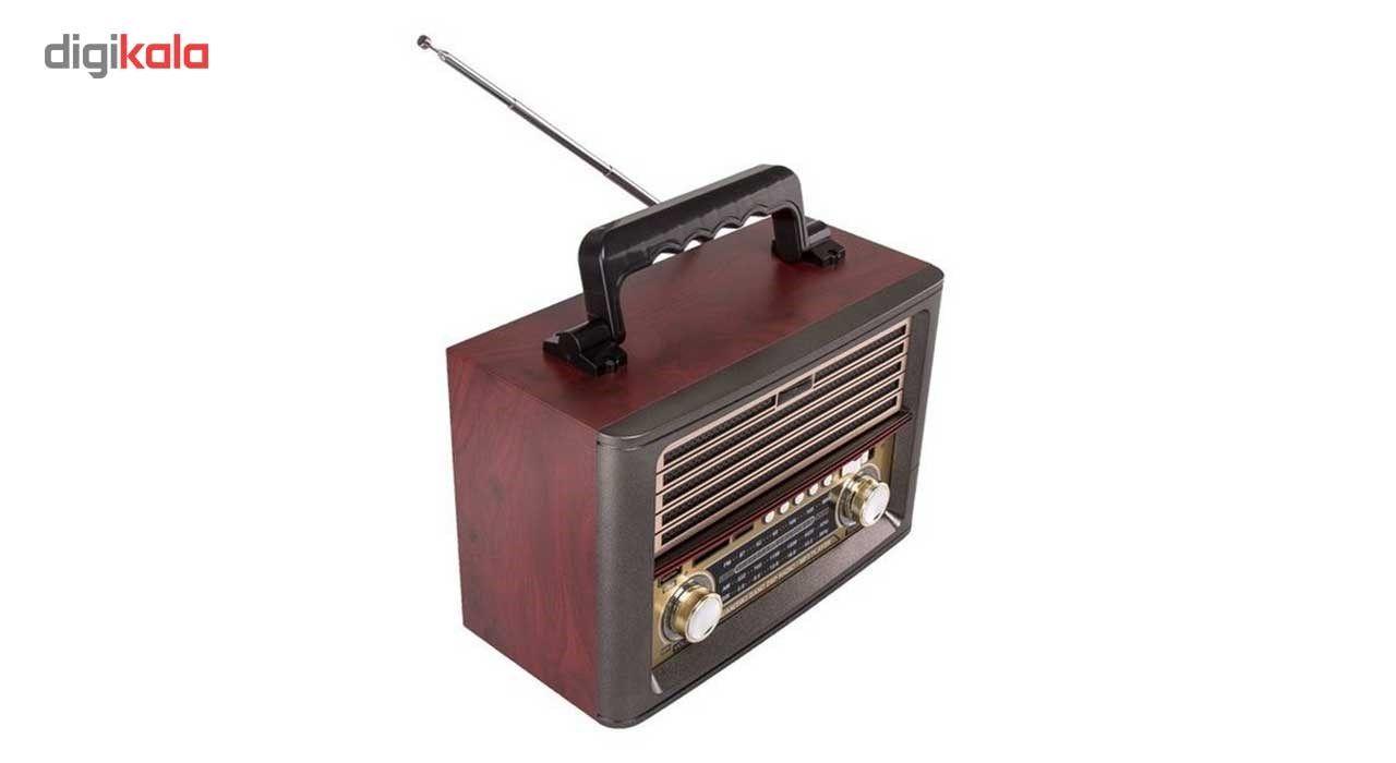 رادیو کیمای مدل MD-1705BT main 1 2