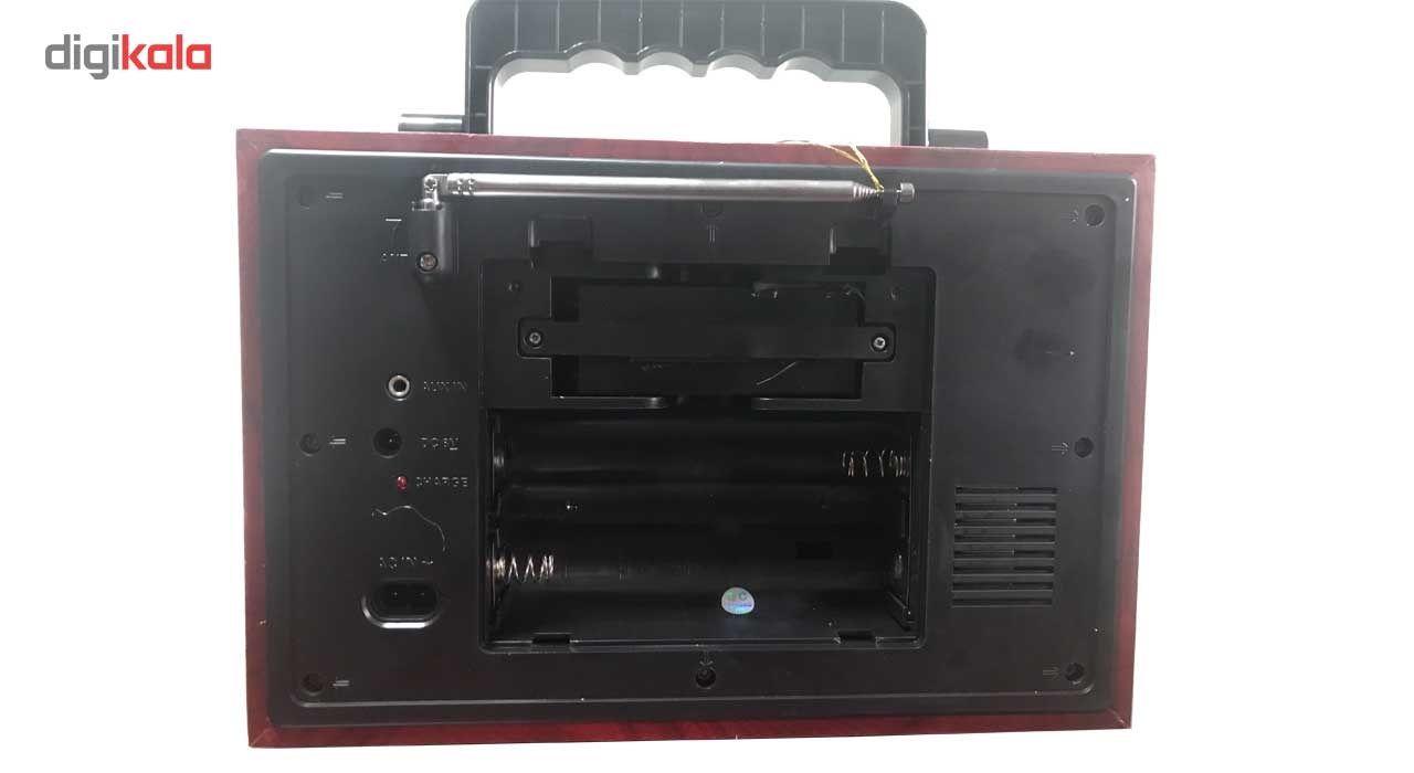 رادیو کیمای مدل MD-1705BT main 1 5