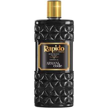شامپو بدن مردانه راپیدو مدل Armani Code مقدار 400 گرم