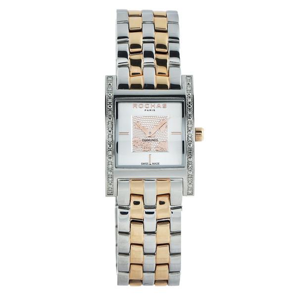 ساعت مچی عقربه ای زنانه روشاس مدل RP2L007M0071