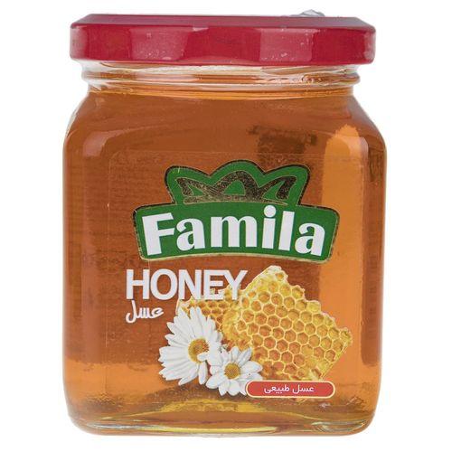 عسل فامیلا مقدار 330 گرم