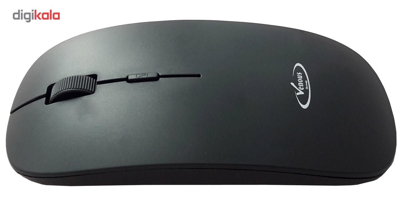 ماوس بی سیم مدل PV-MV823