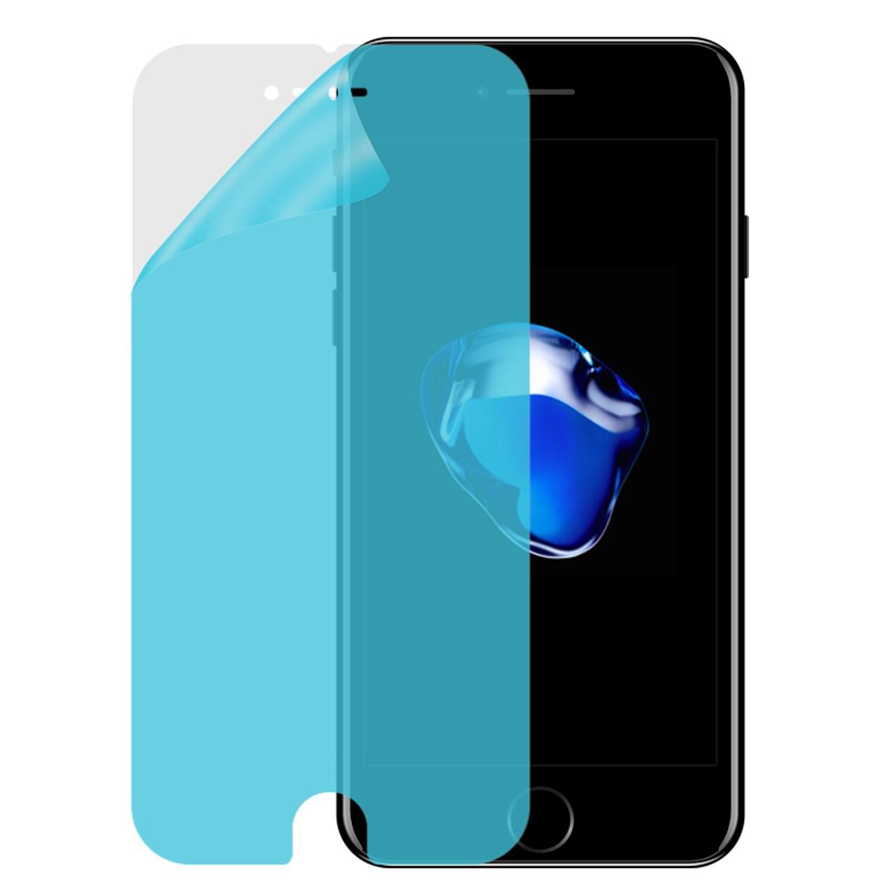 محافظ صفحه نمایش تی پی یو نانو مدل TPU Full Coverبرای گوشی موبایل اپل آیفون 6/6S