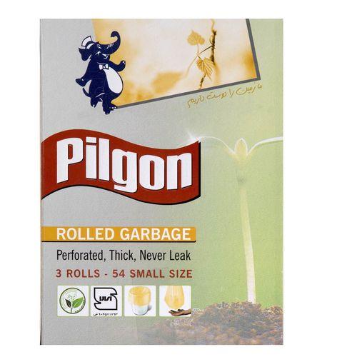 کیسه زباله پیلگون کد 20486 سایز کوچک