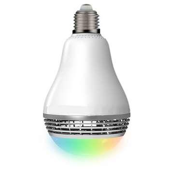 لامپ هوشمند و اسپیکر بلوتوث ریوالاندی مدل BLLS