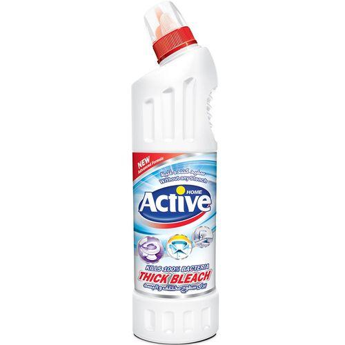 مایع سفید کننده غلیظ سطوح اکتیو مدل White مقدار 750 گرم