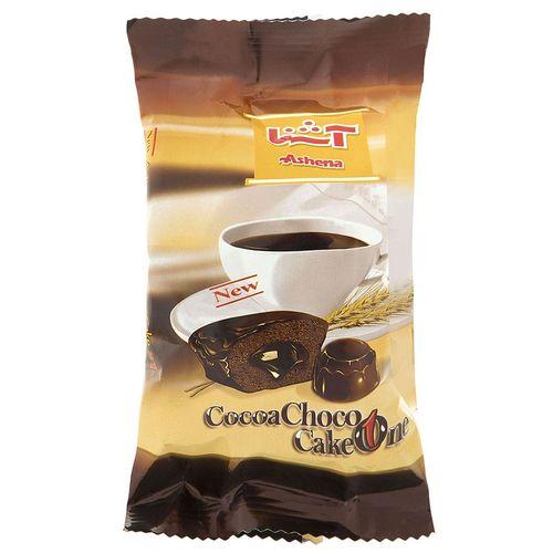 شوکو کیک کاکائویی آشنا مقدار 40 گرم