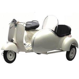 موتور بازی نیو ری مدل Vespa Attached Sideride