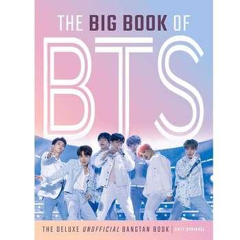 کتاب The Big Book of BTS اثر Katy Sprinkel  نشر Triumph Books