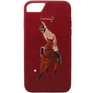 کاور سانتا باربارا مدل Jockey-Red مناسب برای گوشی موبایل آیفون 6، 6S، 7 و 8