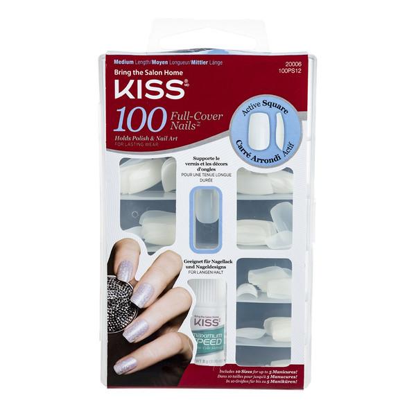 ناخن مصنوعی کیس مدل 100 Full Cover Nails