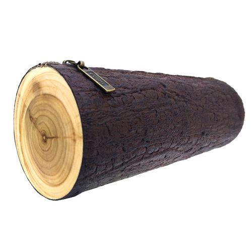 کیف لوازم آرایش آواک طرح کنده درخت مدل 102