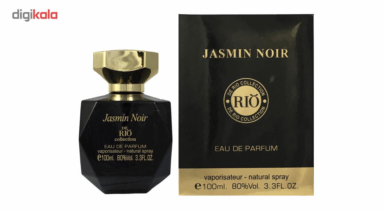 ادو پرفیوم زنانه ریو کالکشن مدل Rio Jasmin Noir حجم 100ml -  - 2