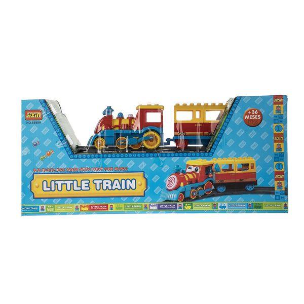 قطار اسباب بازی مدل Little Train
