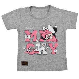 تی شرت آستین کوتاه دخترانه کد MI-T