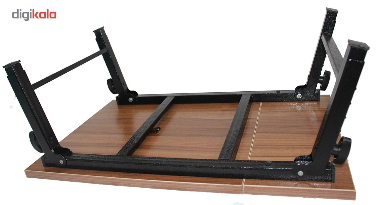 میز چند منظوره 2 تیکه مدل رویال جهان