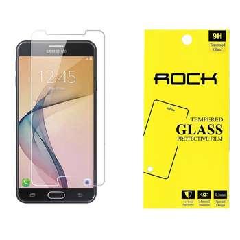 محافظ صفحه نمایش راک مدل 9H TEMPERED مناسب برای گوشی موبایل سامسونگ j7 PRIME