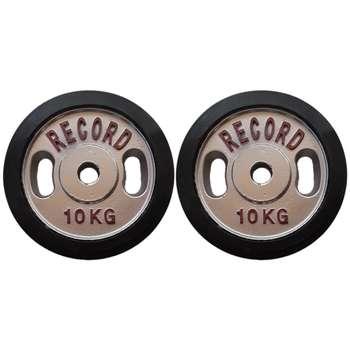 وزنه هالتر خانگی 10 کیلویی مدل R10 - دو عددی